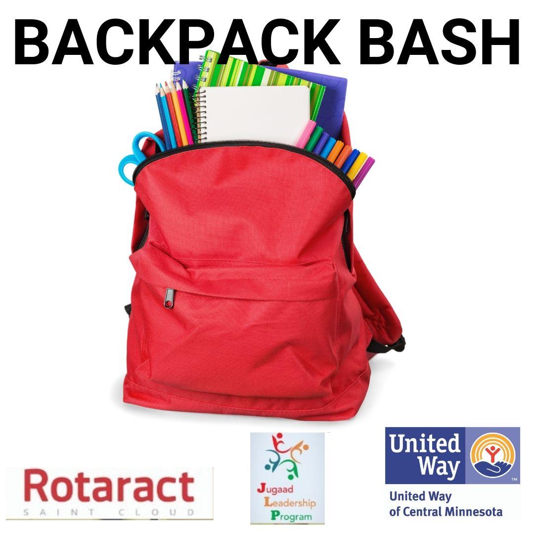 Backpack Bash