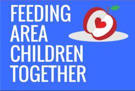 Feeding Area Children Together