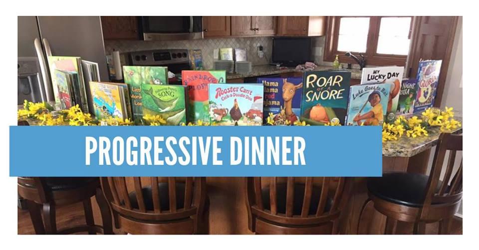 Imagination Library - Progressive Dinner